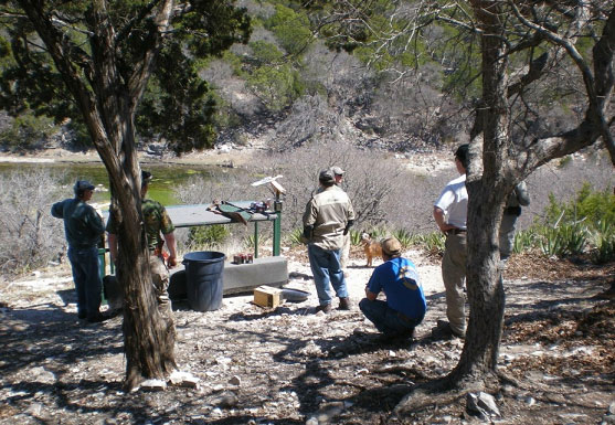 F3 Demo Shoot Rio Bonito Ranch